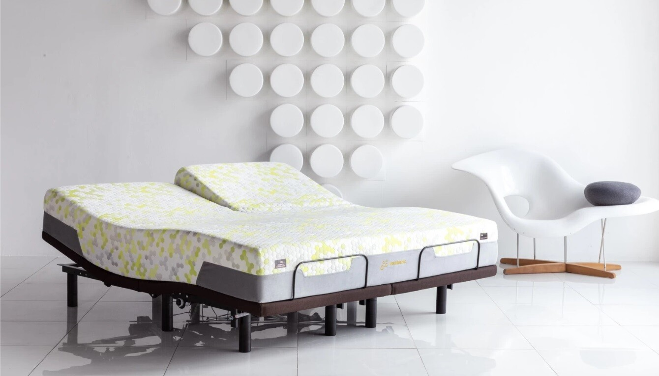 Smart bed Ergomotion 3160