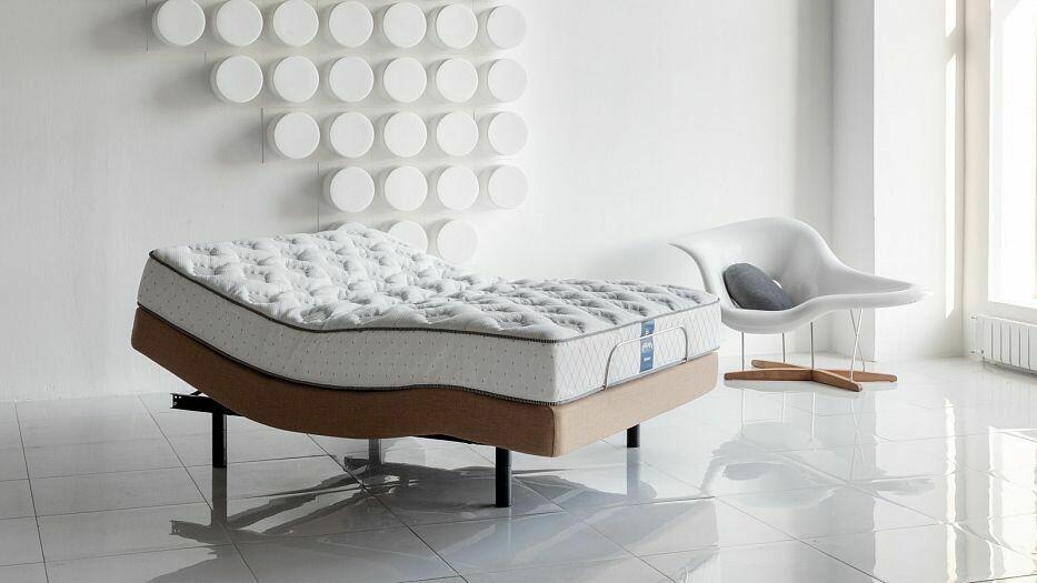 "Smart bed ""Ergomotion 450"""