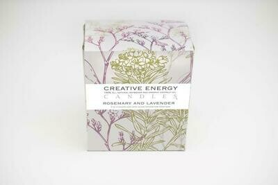 Creative Energy Candle Rosemary & Lavender