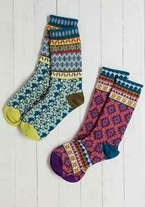 Natural Life Boho Socks