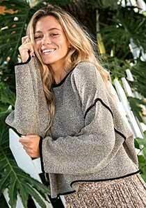 Natural Life Josie Sweater