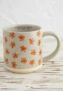 Natural Life Bungalow Mug