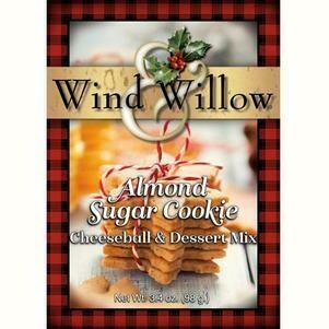 Wind & Willow Almond Sugar Cookie Cheeseball Dessert Mix