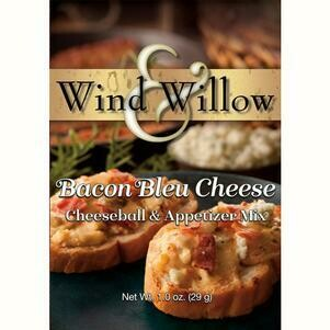 Wind & Willow Bacon Blue Cheese Cheeseball