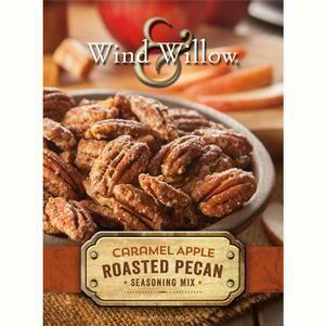 Wind & Willow Carmel Apple Pecan Mix