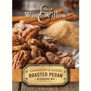 Wind & Willow Cinnamon Sugar Pecan Mix