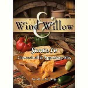Wind & Willow Santa Fe Cheeseball