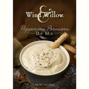 Wind & Willow Peppercorn Parmesan Dip Mix