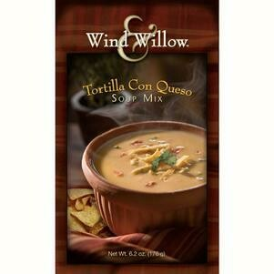 Wind & Willow Tortila con Queso Soup Mix