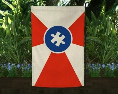 Trendy Prints Garden Flag