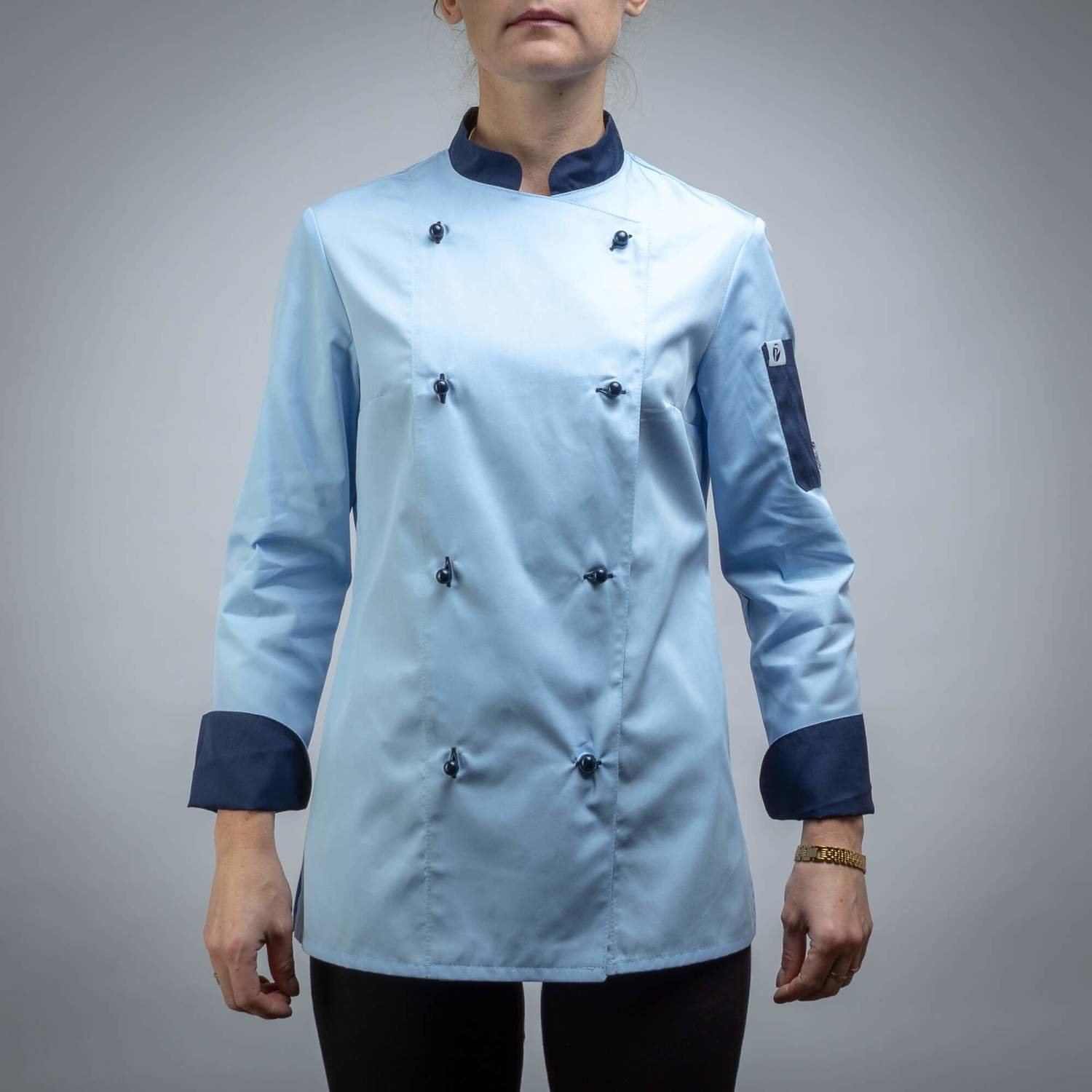 501BL3 - CHEF'S JACKET