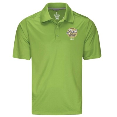 Men's Custom Embroidered Polo