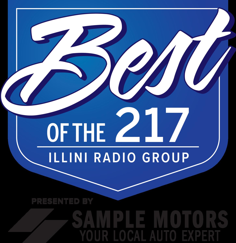 Best of the 217 Presenting Sponsor