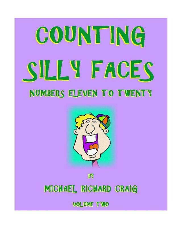 Counting Silly Faces Numbers 11-20