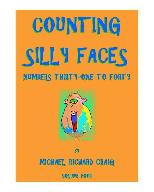 Counting Silly Faces Numbers 31-40