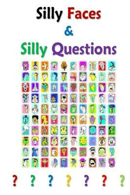 Silly Faces and Silly Questions E-Flip Book