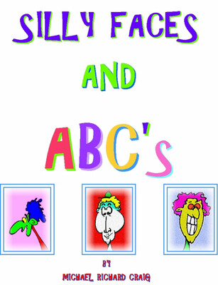 Silly Faces ABC's E-Flip Book