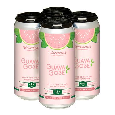 Guava Gose - To Go