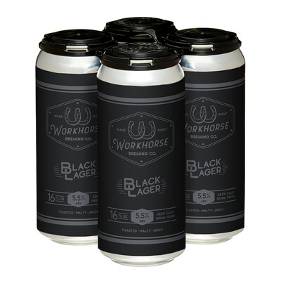 Black Lager - To Go