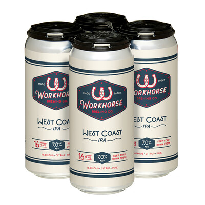 West Coast IPA - To Go
