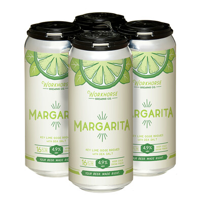 Margarita (Key Lime Gose) - To Go