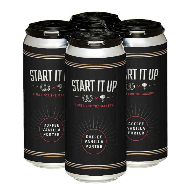 Start It Up (Coffee Vanilla Porter) - To Go