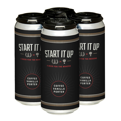 Start It Up (Coffee Vanilla Porter) - To Go