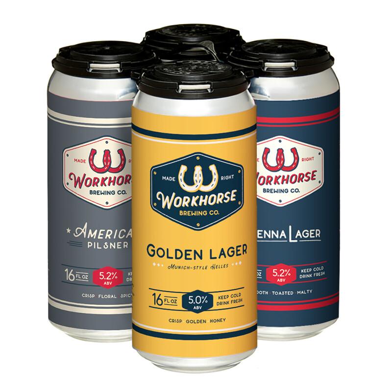 Light Lager 12-Pack