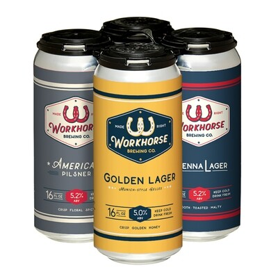 Light Lager 12-Pack