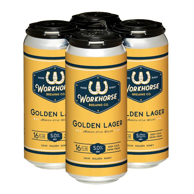Golden Lager - To Go