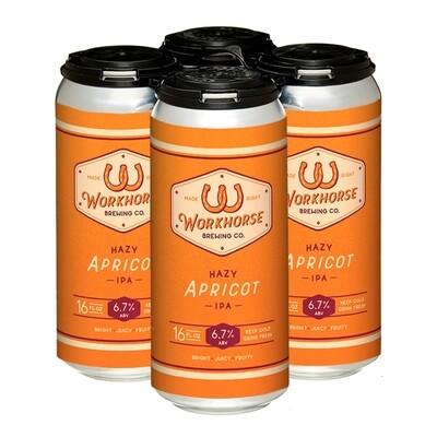 Hazy Apricot IPA - To Go