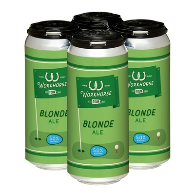Workhorse Tour Blonde Ale - To Go