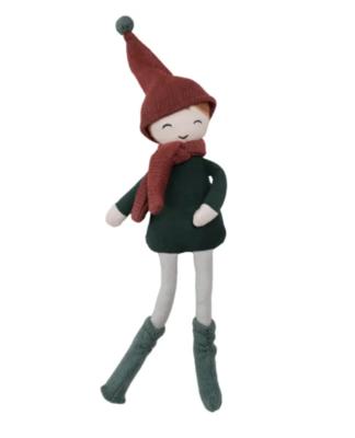 Elf Boy Doll