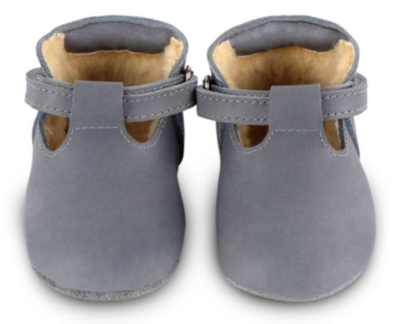 Elia Lining Grey Classic Leather