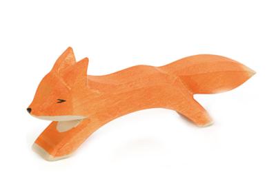 Fox, Running