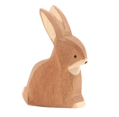 Rabbit, Sitting