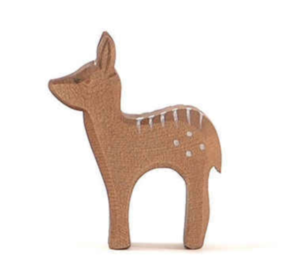 Red Deer Fawn Stand