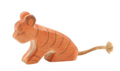Tiger, Small sitting