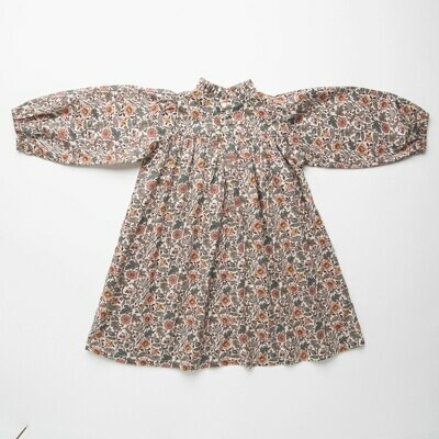 Marbles Dress Emery Liberty Print