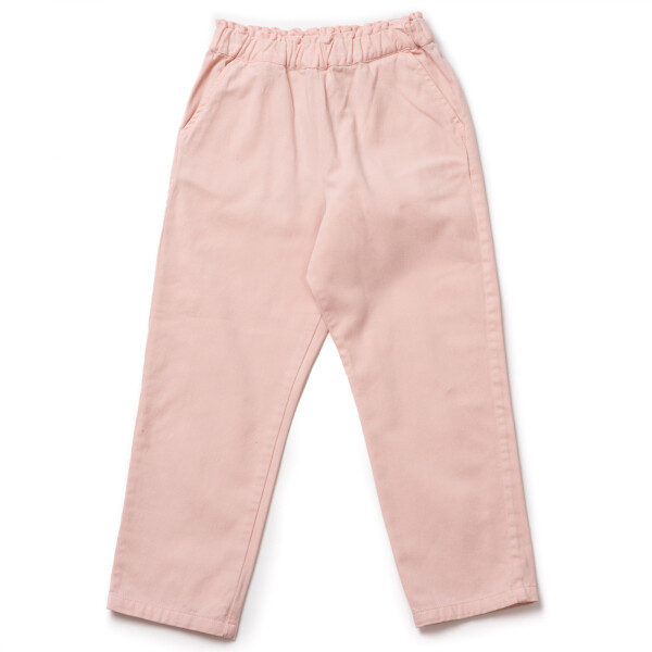 Girls Pants - Velvet Pink