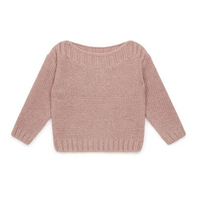 Pullover - Velvet Pink