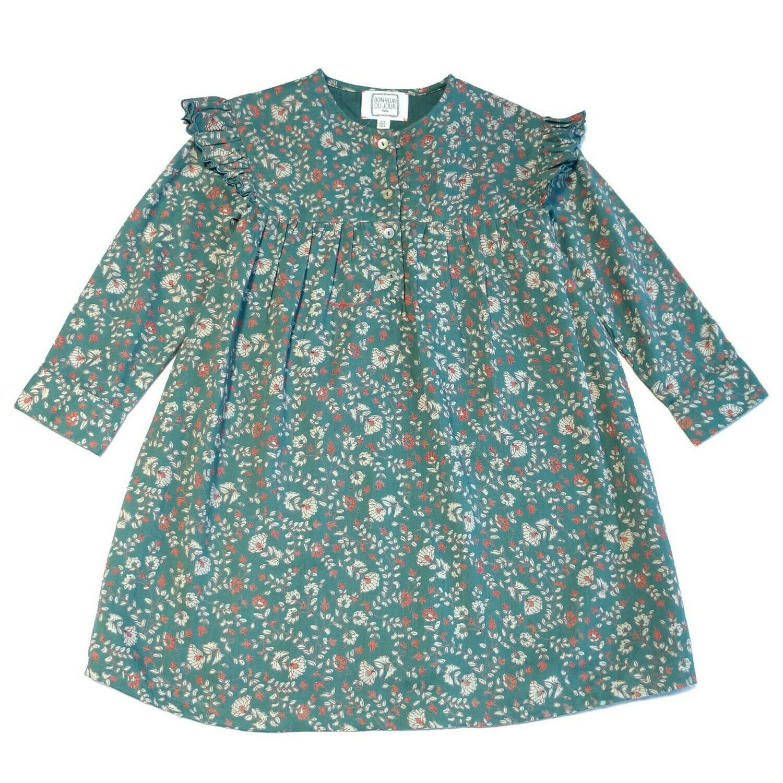 Romance Dress - Green