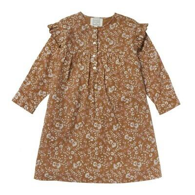 Romance Dress - Caramel