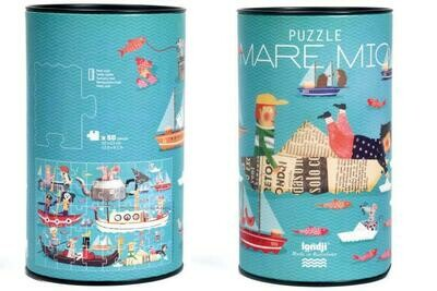 Boats Puzzle