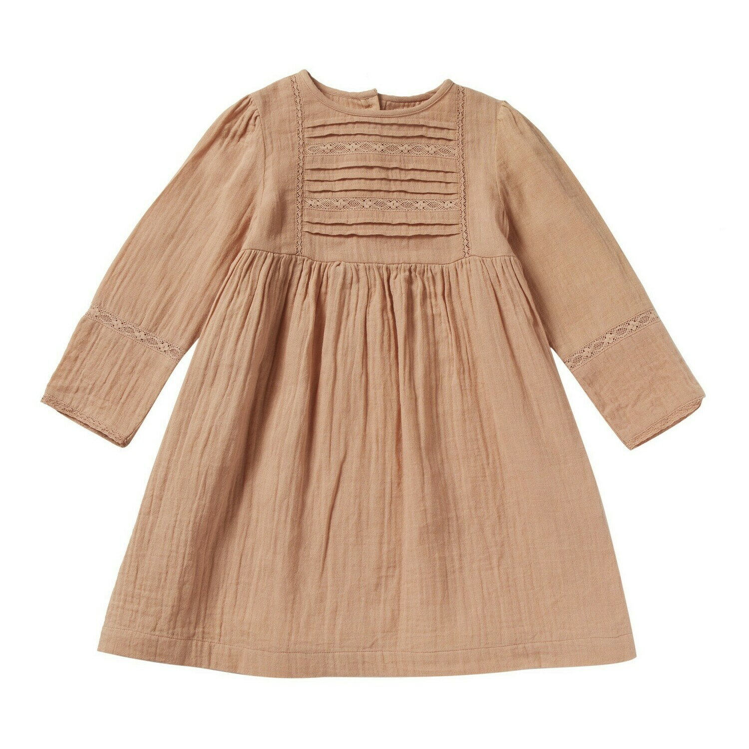 Brune Dress - Old Pink