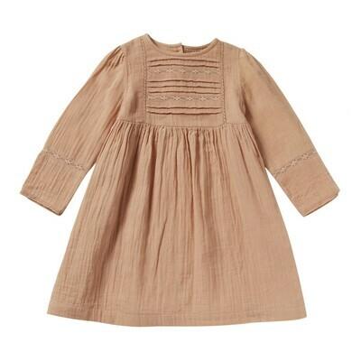 Brune Dress - Old Pink