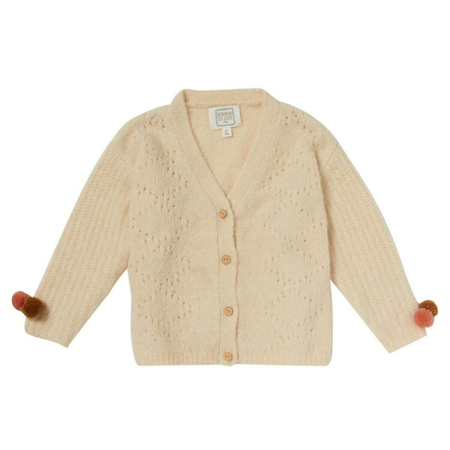 Midway Cardigan - Rosee
