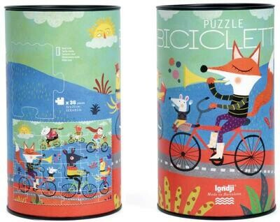 Bicicletta Puzzle
