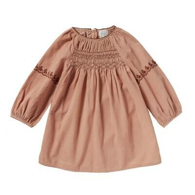 Maho Dress - Bubble Pink