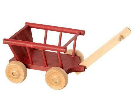 Micro Wagon, Dusty Red